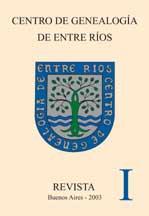 Centro de Genealogía de Entre Ríos